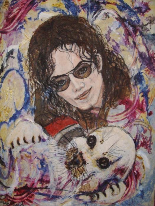 Michael Jackson par joceruchonnet